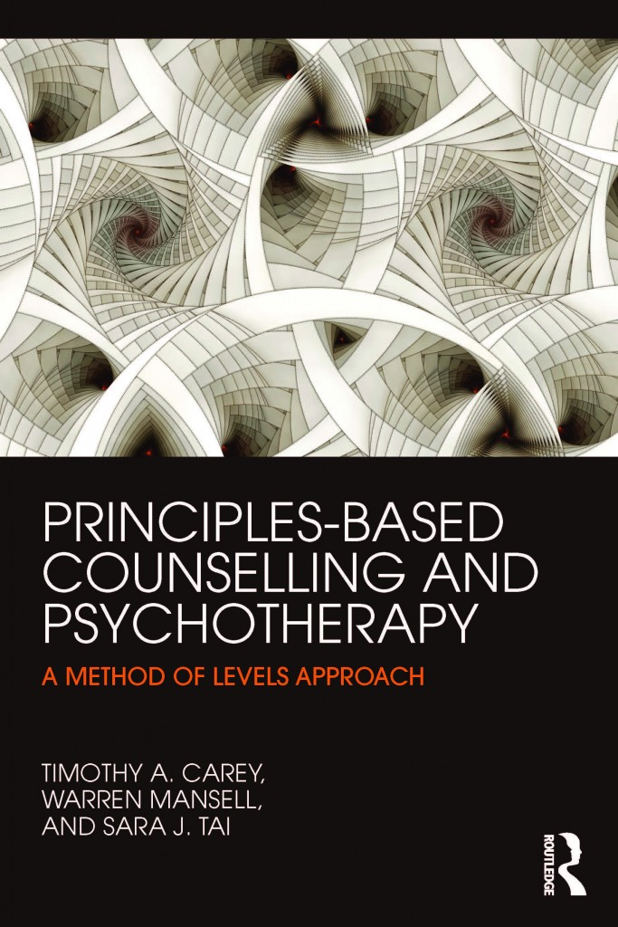Principles-Based Counselling and Psychotherapy: A Method of Levels approach.